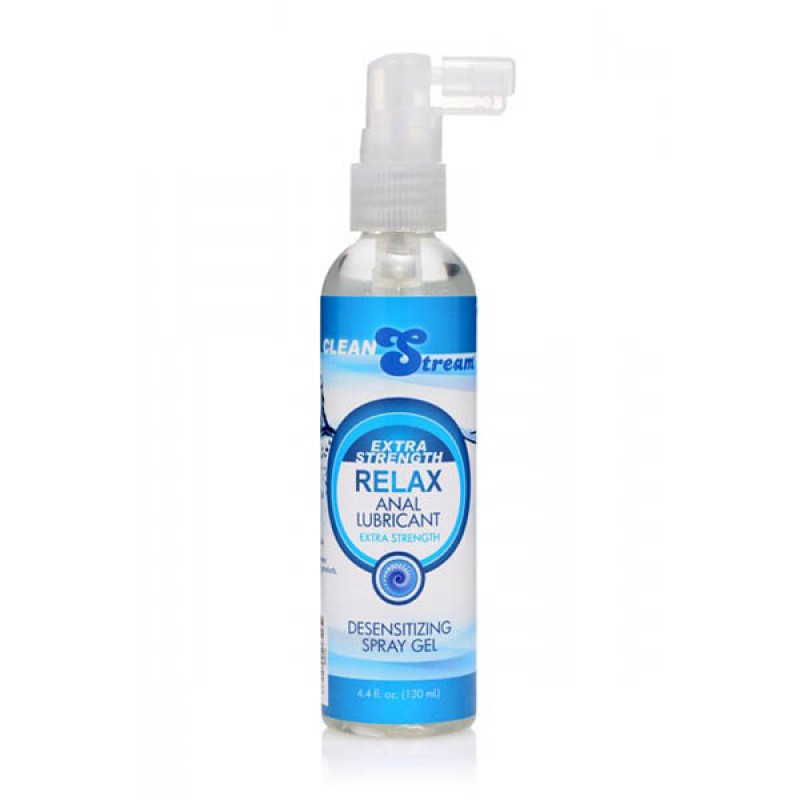 CleanStream Relax Extra Strength Lubricant 4.4 fl.oz.